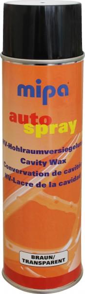 Hohlraumversiegelung Spray transparent-braun