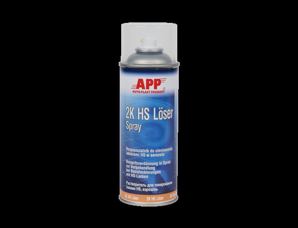 2K-Löser Beispritzverdünnung APP