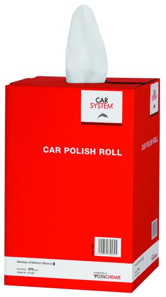 Poliertücher Car Polish Roll 370St.