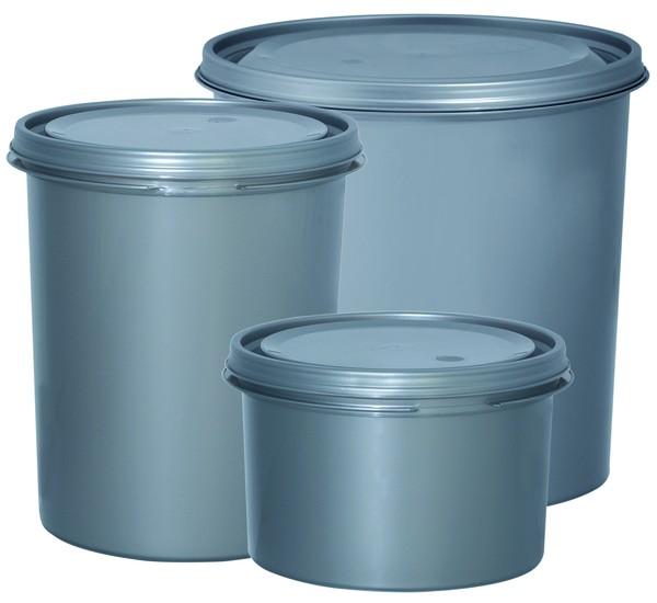 Leere Verpackungsdosen Plastic Can Empty CS