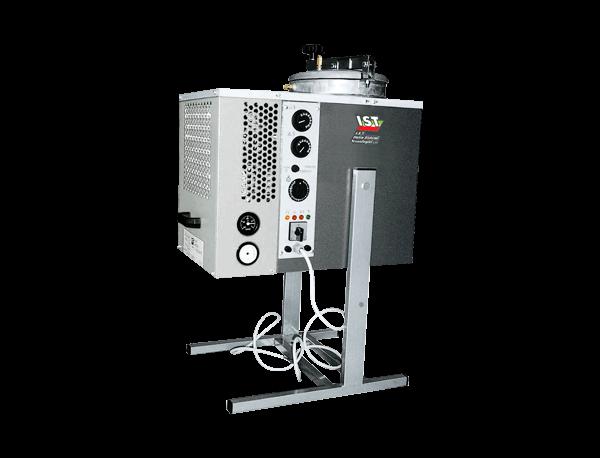 Destillationsanlage für die Lösemittel-Reinigung, Regenerator für 15 Liter IST C2