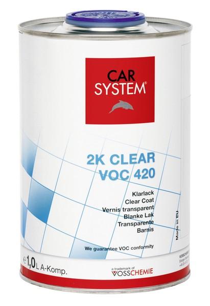 2K Klarlack Clear VOC 420