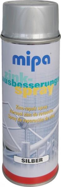 Zink-Ausbesserungsspray silber