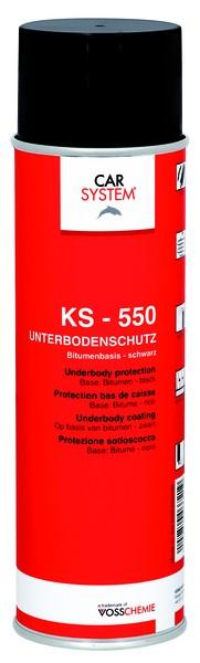 Unterbodenschutz Bitumen KS-550 schwarz CS