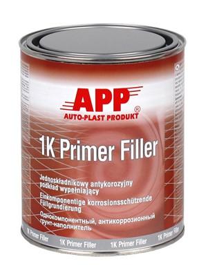 1K Primer Filler, 1K Grundierung mit Korrosionsschutz grau