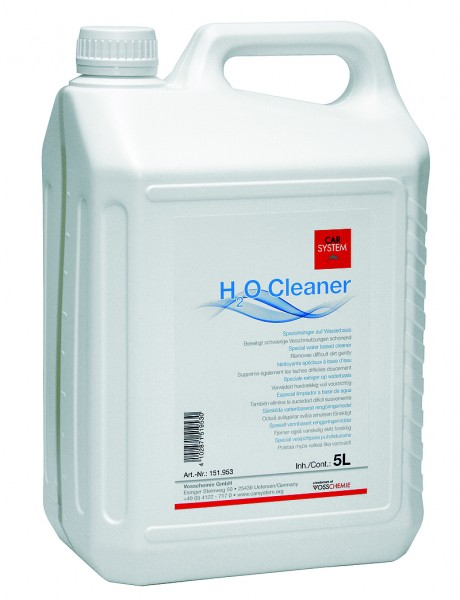 Reiniger H₂O Cleaner - 5L