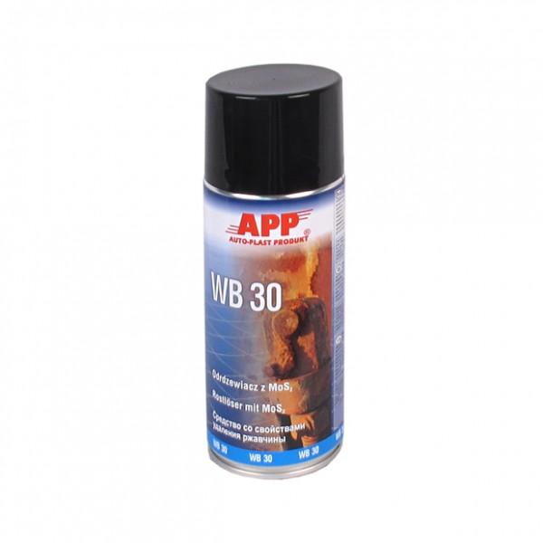 Rostlöser WB30 mit MoS² Spray APP