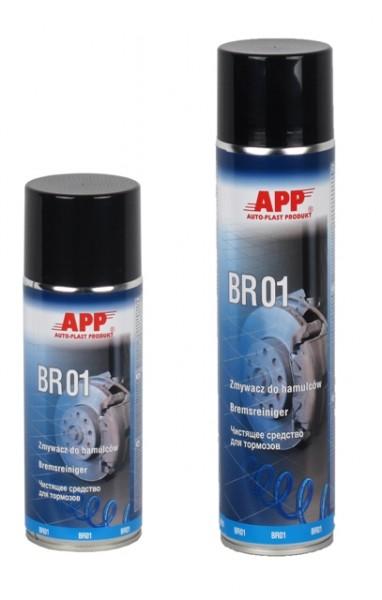 Bremsen- und Motorreiniger BR1 Spray APP