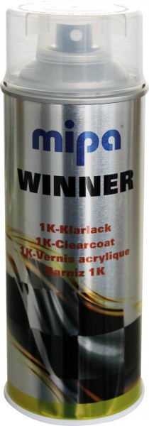 1K Klarlack Hochglanz Winner Spray