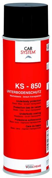 Unterbodenschutz auf Wachsbasis KS-850 CS