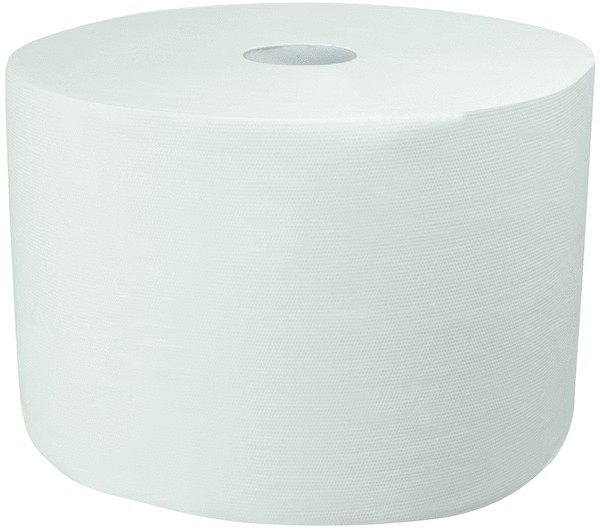 Papierputztuch Car Clean Double White - 1500 Abrisse