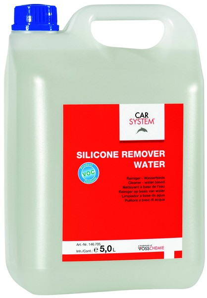 Silikonentferner Silicone Remover Water 5L