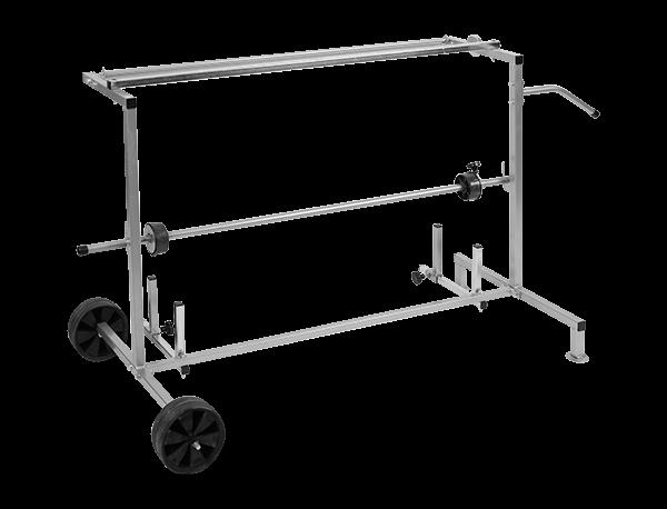 Mobiles Folienabrollgerät 2in1 NTools Foil Cart